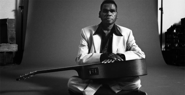 Decca announce first-ever Gurrumul anthology
