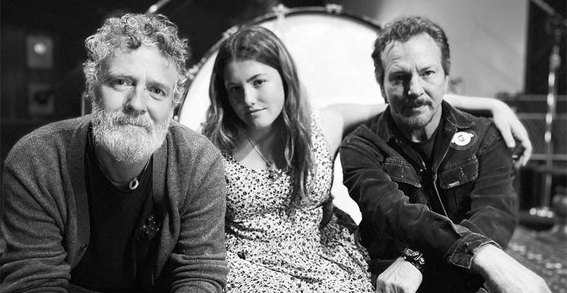 Eddie Vedder's 17-year-old daughter Olivia releases piano ballad