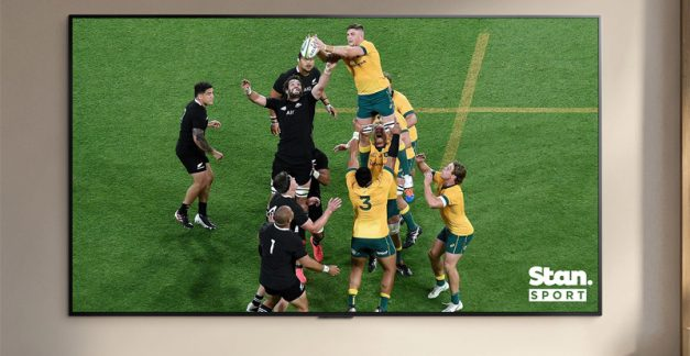Footy finals fever! Go big with a new TV