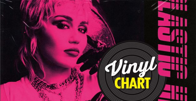JB's vinyl chart (July 29 – Aug 5, 2021)
