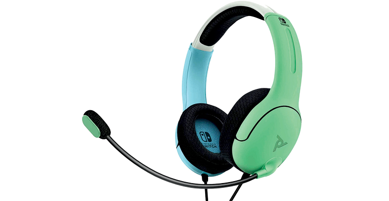 PDP LVL 40 Wired Gaming Headset for Nintendo Switch