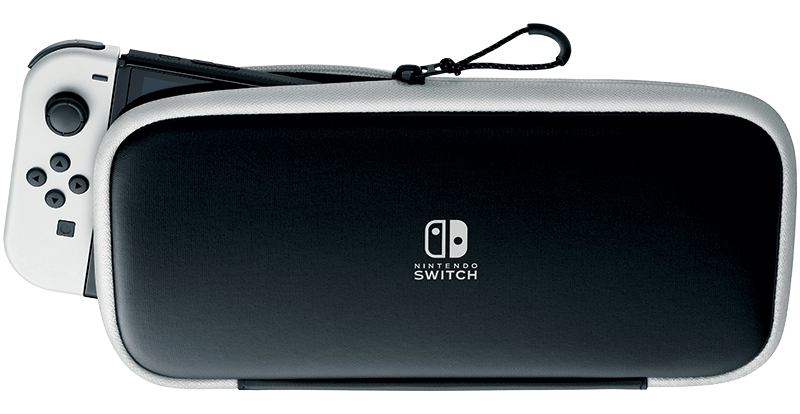 Nintendo Switch Carrying Case & Screen Protector (OLED)