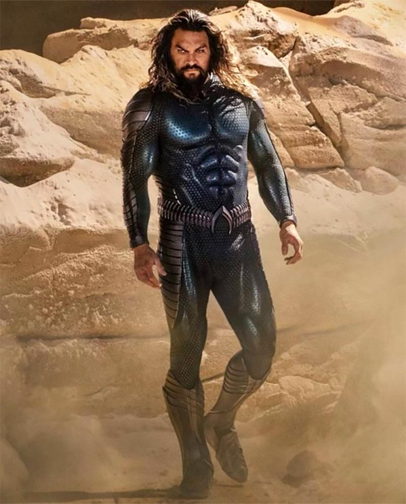 Aquaman and the Lost City