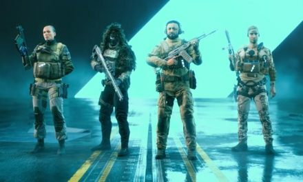The Specialists in Battlefield 2042