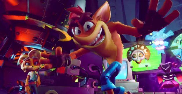 Happy 25th birthday, Crash Bandicoot!