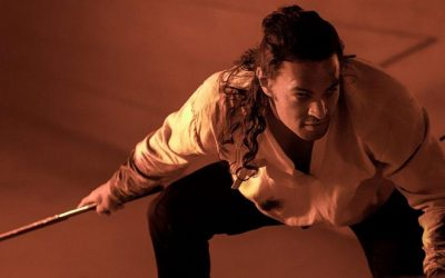 Our own private Idaho! Jason Momoa in Dune