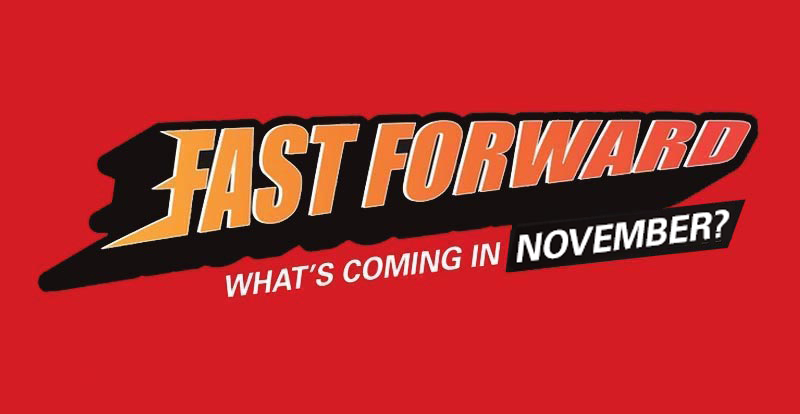Fast Forward – what games are coming in November 2021?
