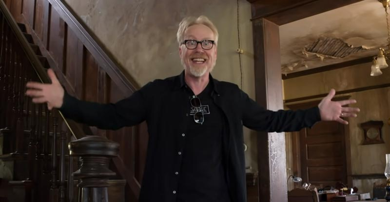 Touring the Ghostbusters: Afterlife set with Adam Savage