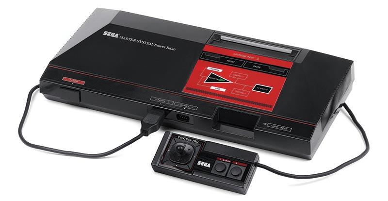 Game Changers - SEGA Master System