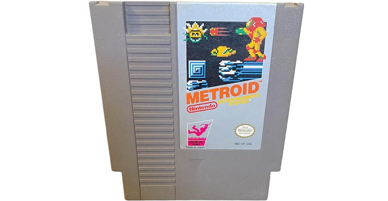 Game Changers - Metroid