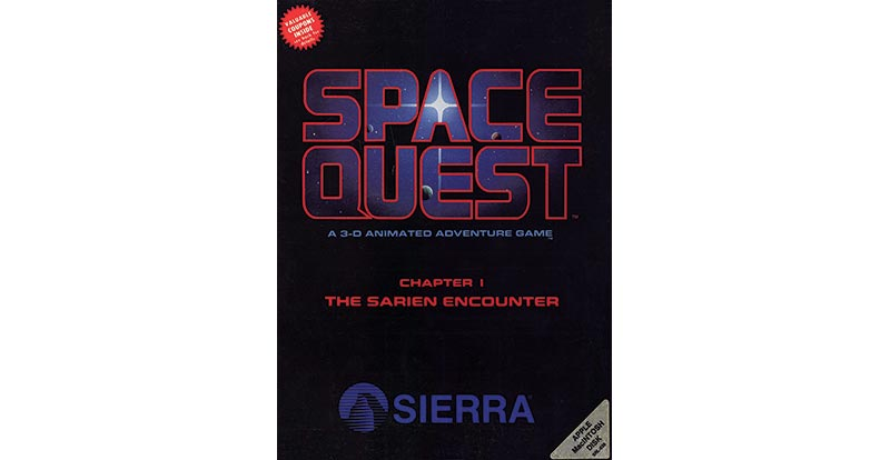 Game Changers - Space Quest