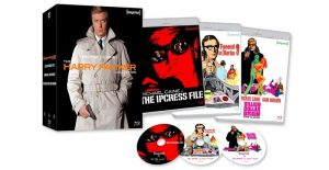 Packshot The Harry Palmer Collection Blu-ray