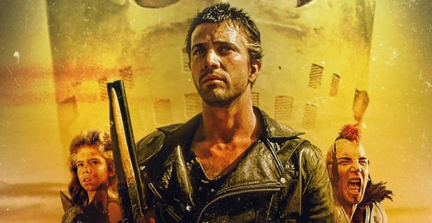 Mad Max taking over 4K