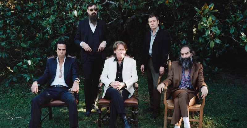Listen to an unearthed Nick Cave & the Bad Seeds track
