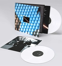 Album cover artwork for David Gray with white vinyl LP popping out