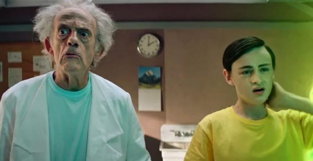 Will the real Rick and Morty please stand up?