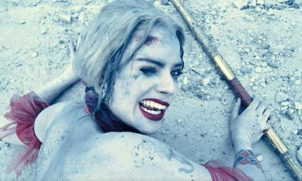 Gag us with a Javelin! It's The Suicide Squad blooper reel