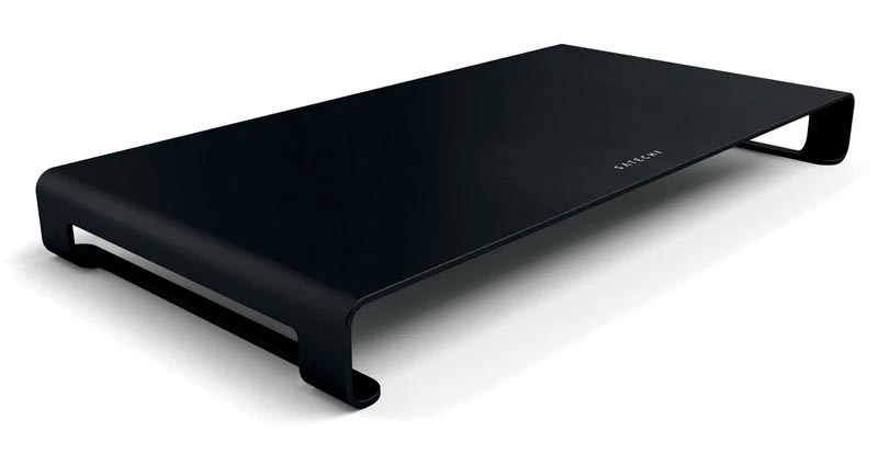 Playing with the Satechi Slim Monitor Stand