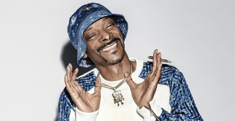 Snoop Dogg thanks the real MVP (himself) in mega Oz tour announce