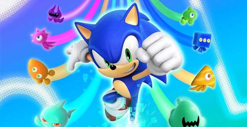 Ooh, look at the Sonic Colours!