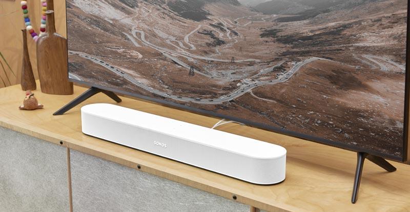 Sonos unveil their new generation Beam