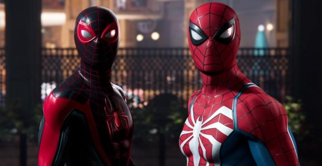 Insomniac are bringing us two new Marvel games
