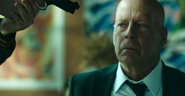 They put a gun to Bruce Willis' head for Survive the Game
