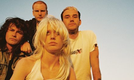 """Amyl & the Sniffers' Amy Taylor on energy as life's """"real currency"""""""