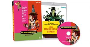 Packshot for The Assassination Bureau Blu-ray