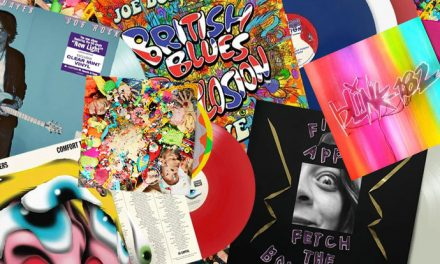 Record Fare: What's the deal with coloured vinyl?