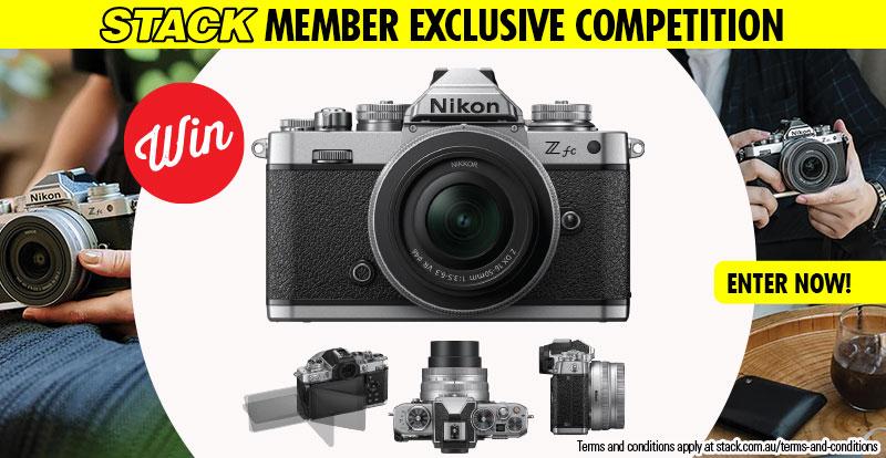 Enter to WIN a Nikon Z FC Mirrorless Camera
