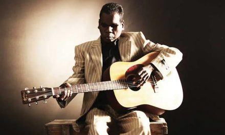 The story of a music man: Michael Hohnen on Gurrumul