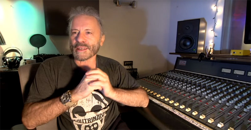 """Bruce Dickinson talks """"come to Jesus"""" moments with Iron Maiden"""