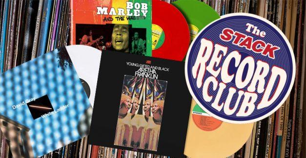 STACK Record Club: Aretha Franklin, Bob Marley & more