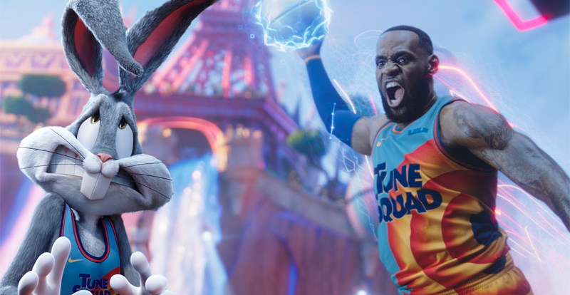 Interview with cast and director – Space Jam: A New Legacy