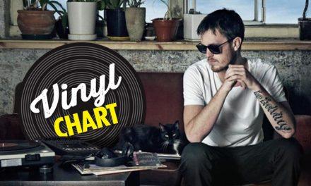 JB's vinyl chart (Sep 24 – Sep 30, 2021)