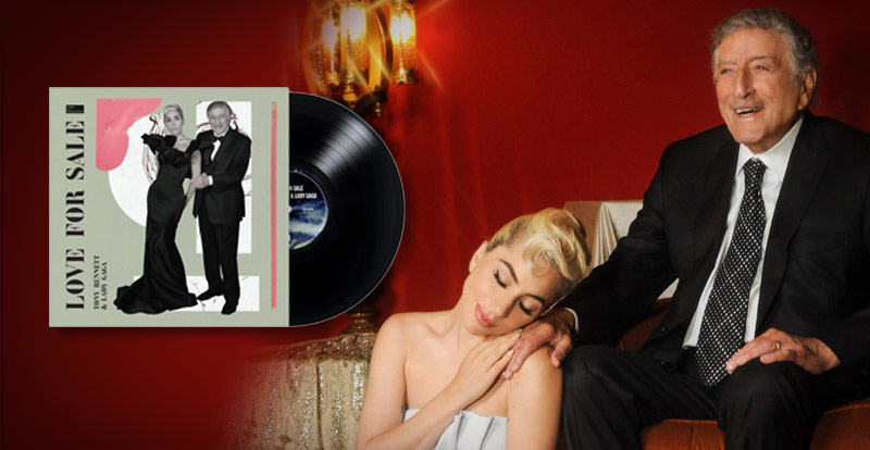 Tony Bennett & Lady Gaga, 'Love for Sale' review