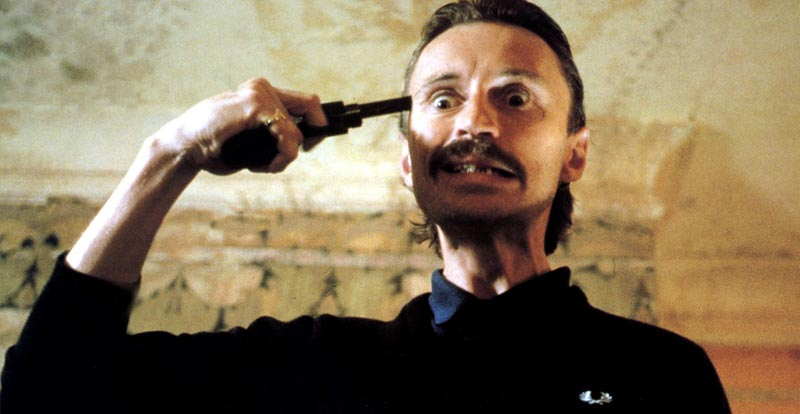 Trainspotting's Begbie is back, baby!