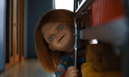 Wanna play with Chucky?