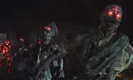 Check out Call of Duty: Vanguard's zombies!