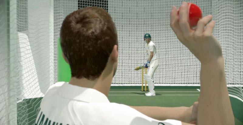 Hit the nets early in Cricket 22