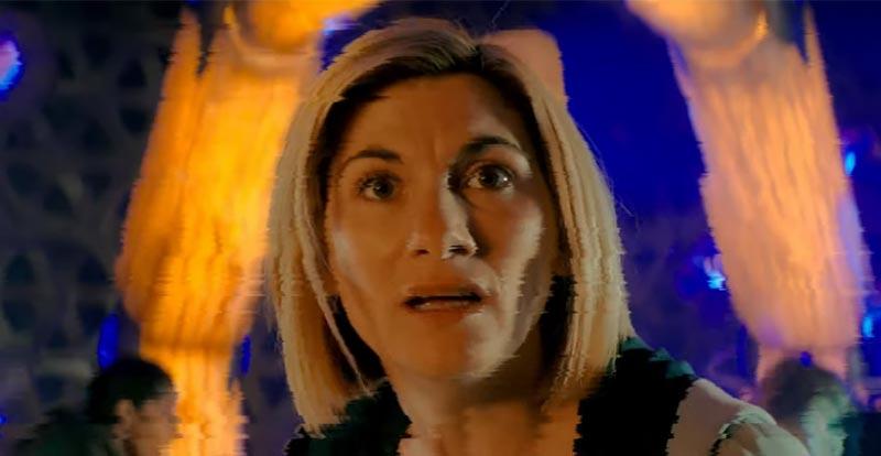 Doctor Who's 13th season in Flux