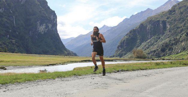 2021 Fitness – The Running Man