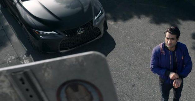 Marvel's Eternals flogs Lexus