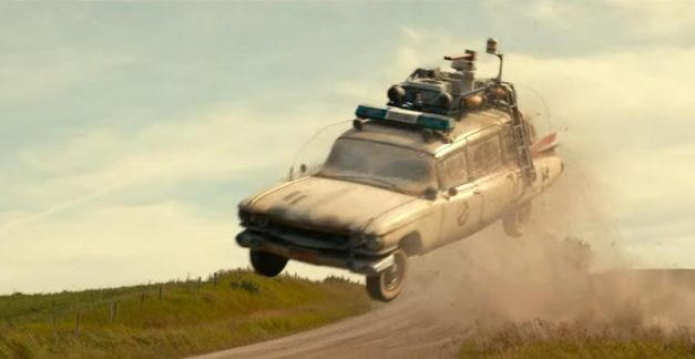 Ghostbusters: Afterlife – you'll believe ECTO-1 can fly!