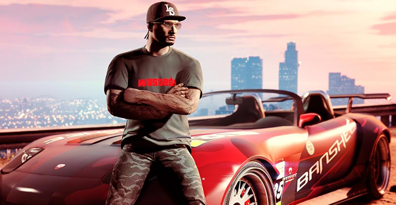 Get ready for the Grand Theft Auto trilogy