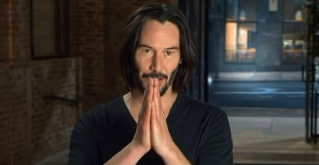 Keanu and his krew give us The Matrix Recollections