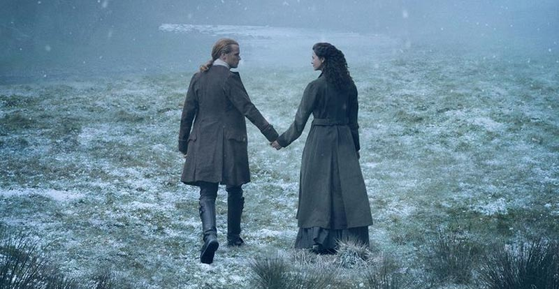 It's almost here… Outlander to return in early 2022