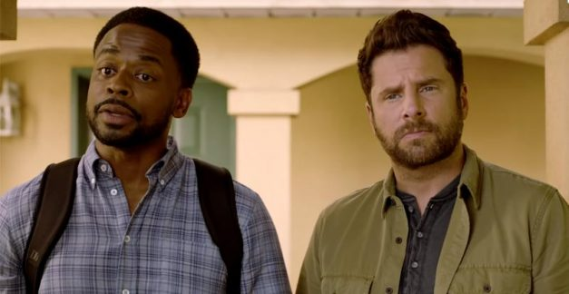 Get ready to suck it with a new Psych movie