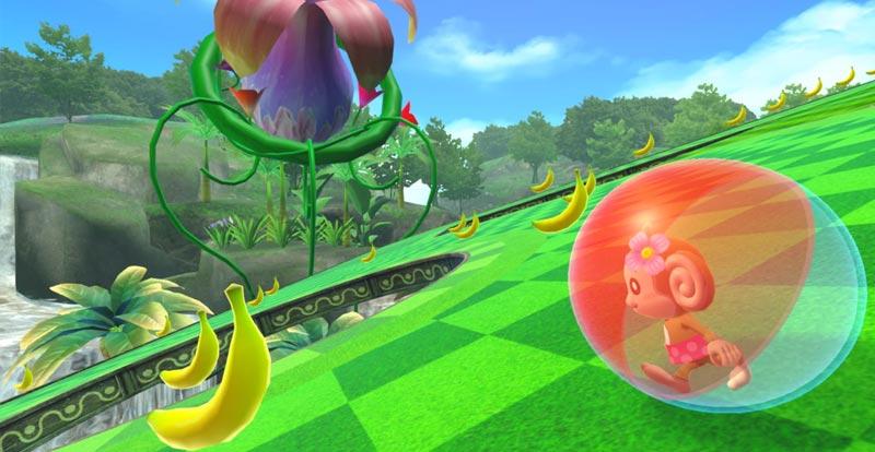 Go Bananas with Super Monkey Ball Banana Mania